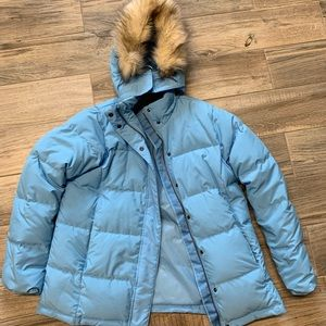 L.L. Bean Puffer Down Jacket